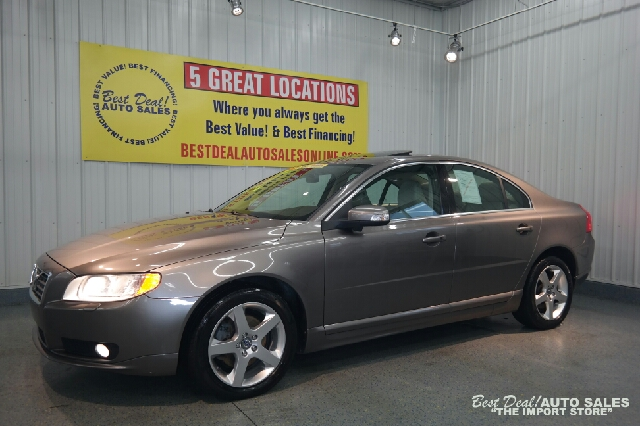 2008 Volvo S80 AWD T6 4dr Sedan Luxury - Auburn IN