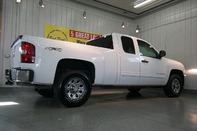 2012 Chevrolet Silverado 1500 4x4 LS 4dr Extended Cab 6.5 ft. SB - Fort Wayne IN