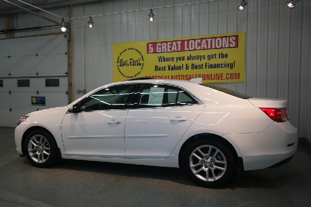 2015 Chevrolet Malibu LT 4dr Sedan w/1LT - Warsaw IN