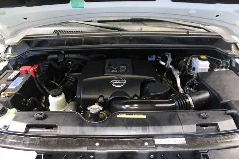 2012 Nissan Titan 4x4 SV 4dr Crew Cab SWB Pickup - Fort Wayne IN