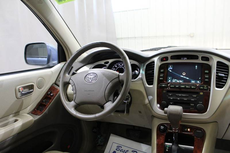 2006 Toyota Highlander Hybrid AWD 4dr SUV - Warsaw IN