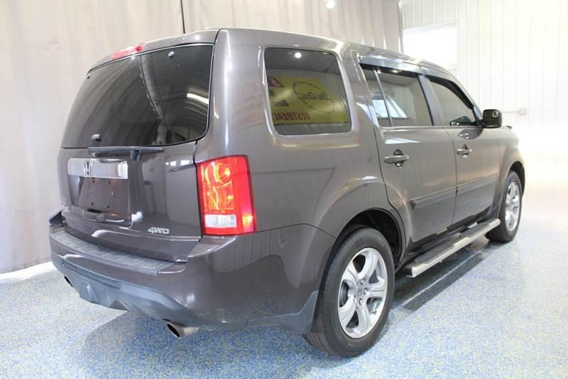 2012 Honda Pilot EX-L 4x4 SUV - Fort Wayne IN