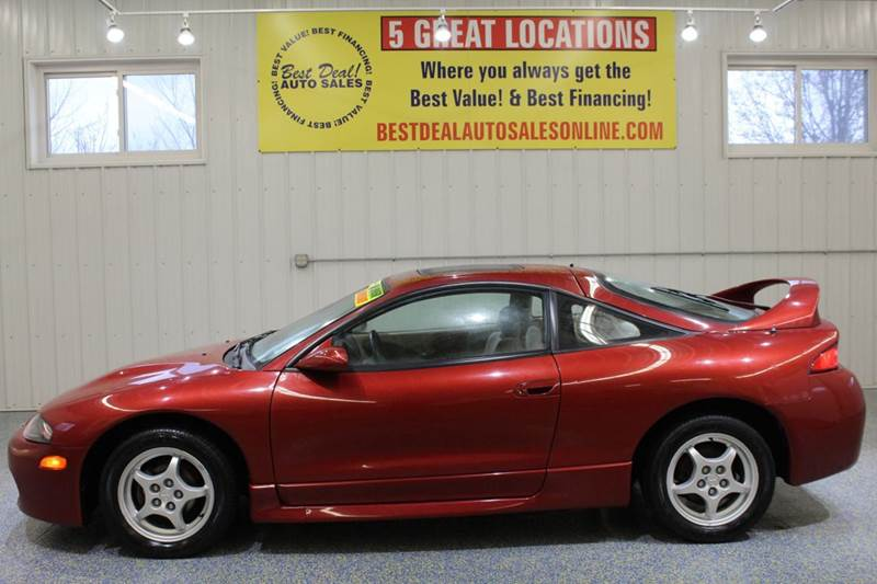1997 Mitsubishi Eclipse GS-T Turbo 2dr Hatchback - Warsaw IN