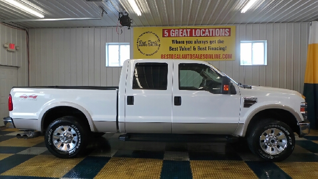 used 2008 ford f 250 lariat in warsaw in at best deal auto sales inc. Black Bedroom Furniture Sets. Home Design Ideas