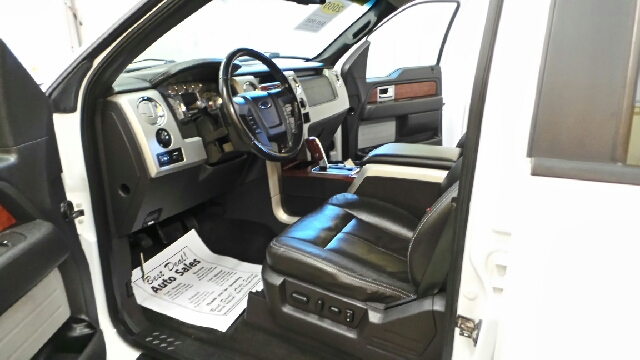 2009 Ford F-150 Lariat 4x4 4dr SuperCrew Styleside 5.5 ft. SB - Warsaw IN