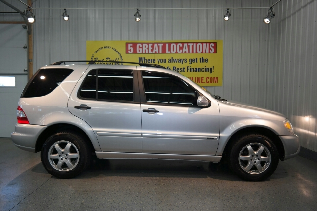 2004 mercedes benz m class awd ml350 4matic 4dr suv in for Mercedes benz fort wayne indiana