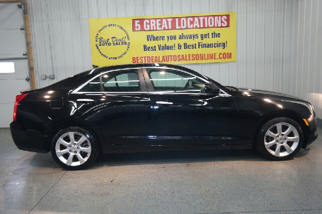 2014 Cadillac ATS AWD 2.0T 4dr Sedan - Fort Wayne IN