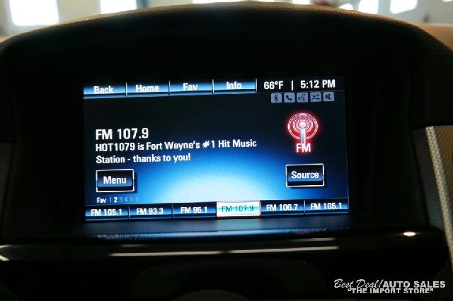 2012 Chevrolet Cruze LTZ 4dr Sedan w/1LZ - Fort Wayne IN