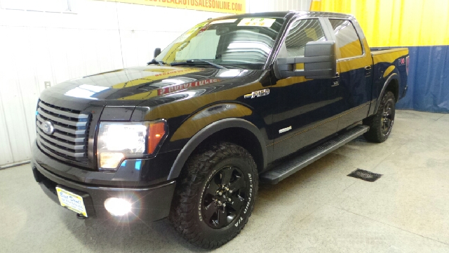 2011 Ford F-150 4x4 FX4 4dr SuperCrew Styleside 5.5 ft. SB - Fort Wayne IN
