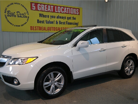 2013 Acura RDX for sale in Fort Wayne, IN