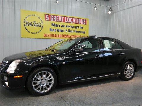 2010 Cadillac STS For Sale - Carsforsale.com