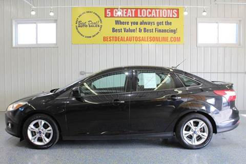 2012 Ford Focus for sale in Warsaw, IN