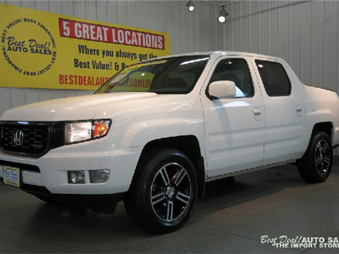 2012 Honda Ridgeline for sale in Warsaw, IN