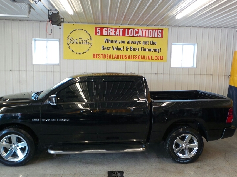 2012 RAM Ram Pickup 1500 for sale in Auburn, IN