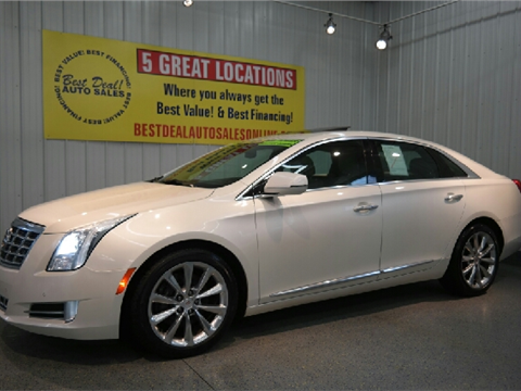 2013 Cadillac XTS for sale in Fort Wayne, IN