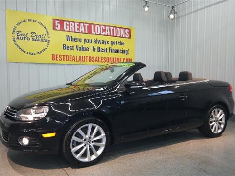 2013 Volkswagen Eos for sale in Fort Wayne, IN