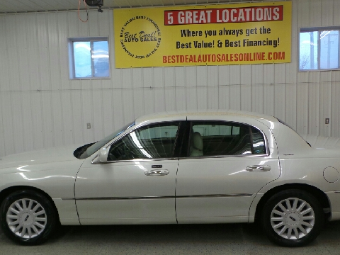 2005 Lincoln Town Car for sale in Warsaw, IN