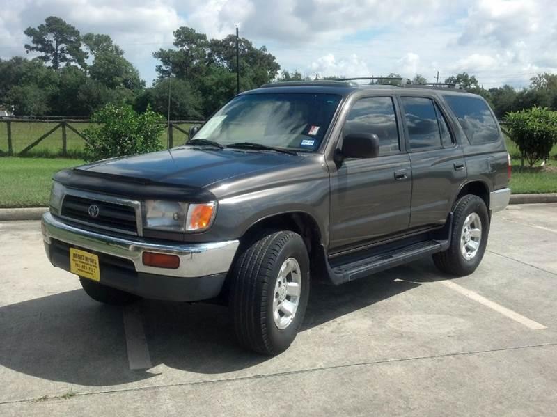 1996 Toyota 4Runner