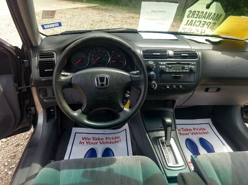 2004 Honda Civic LX 4dr Sedan - Spring TX