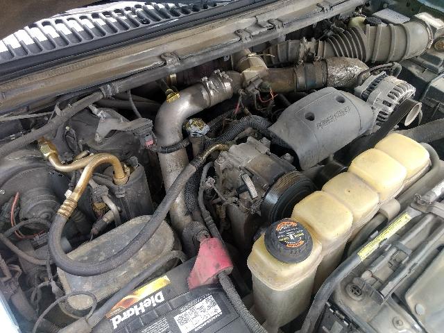 2001 Ford F-250 Super Duty 4dr SuperCab XLT 2WD LB - Spring TX