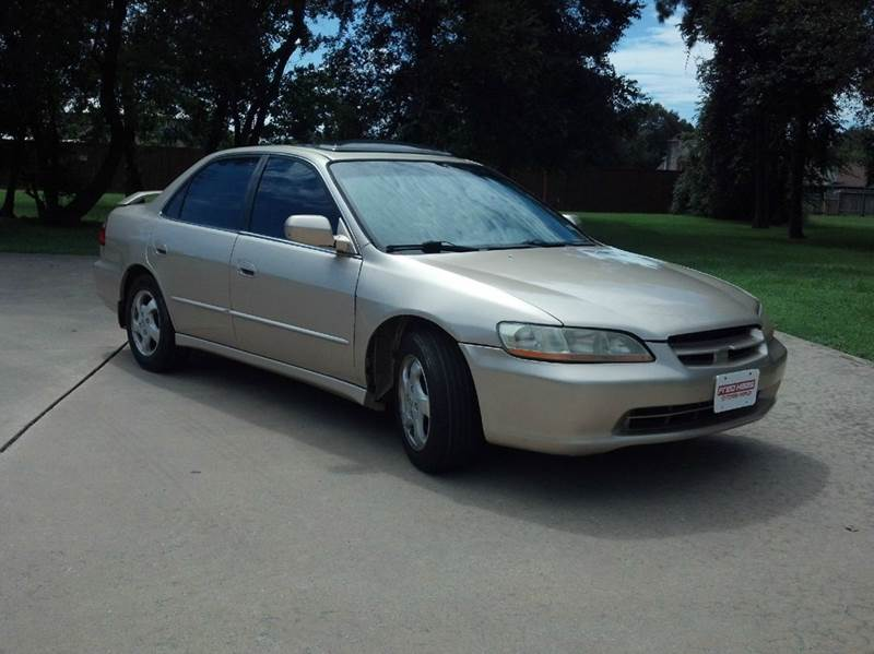 2000 honda accord ex 4dr sedan in spring tx moretz imports llc. Black Bedroom Furniture Sets. Home Design Ideas