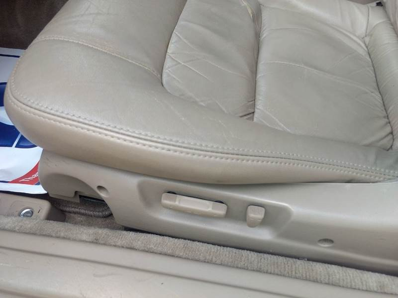 2002 Honda Accord EX w/Leather 2dr Coupe w/Leather - Spring TX