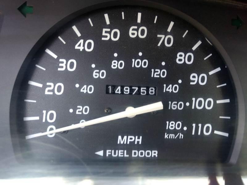 2004 Toyota Tacoma Base 2dr Standard Cab Rwd SB - Spring TX