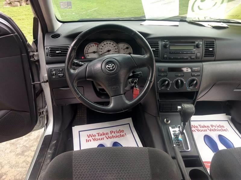 2005 Toyota Corolla S 4dr Sedan - Spring TX