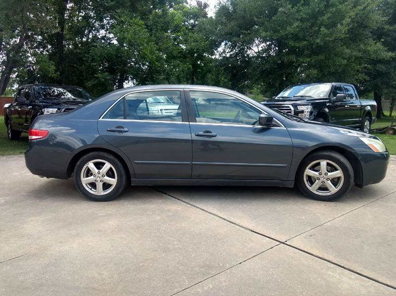 2004 Honda Accord EX 4dr Sedan w/Leather - Spring TX