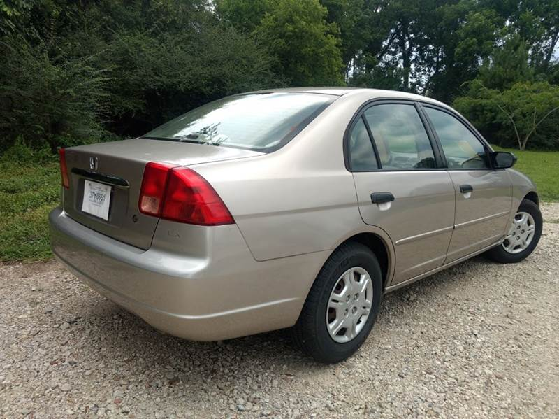 2001 Honda Civic LX 4dr Sedan - Spring TX