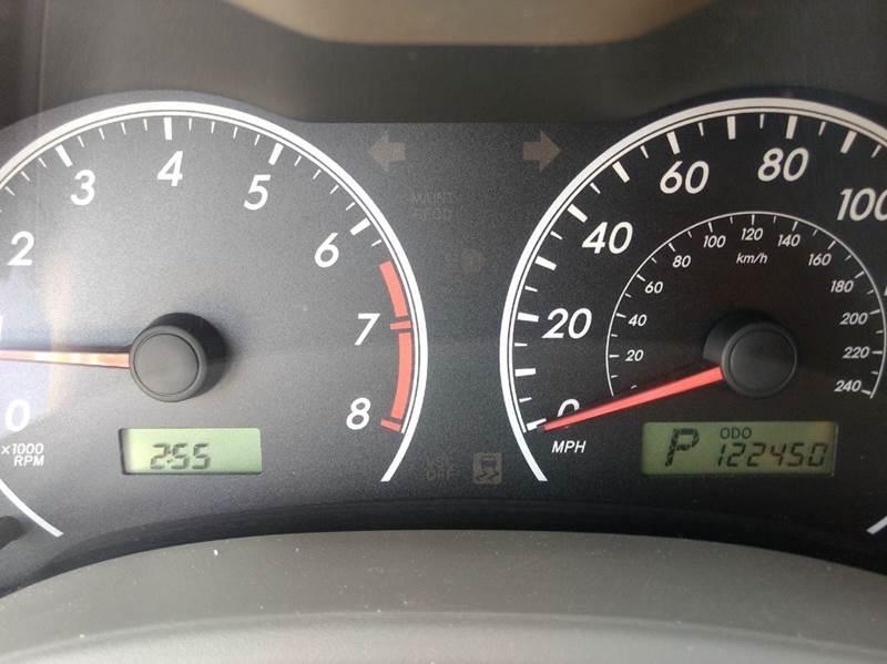 2009 Toyota Corolla LE 4dr Sedan 4A - Spring TX