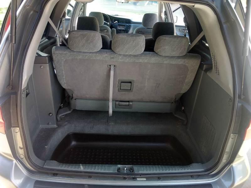 2000 Honda Odyssey 4dr EX Mini-Van w/Navi - Spring TX