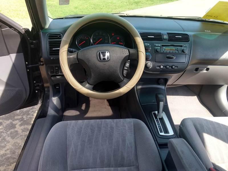 2005 Honda Civic EX 4dr Sedan - Spring TX