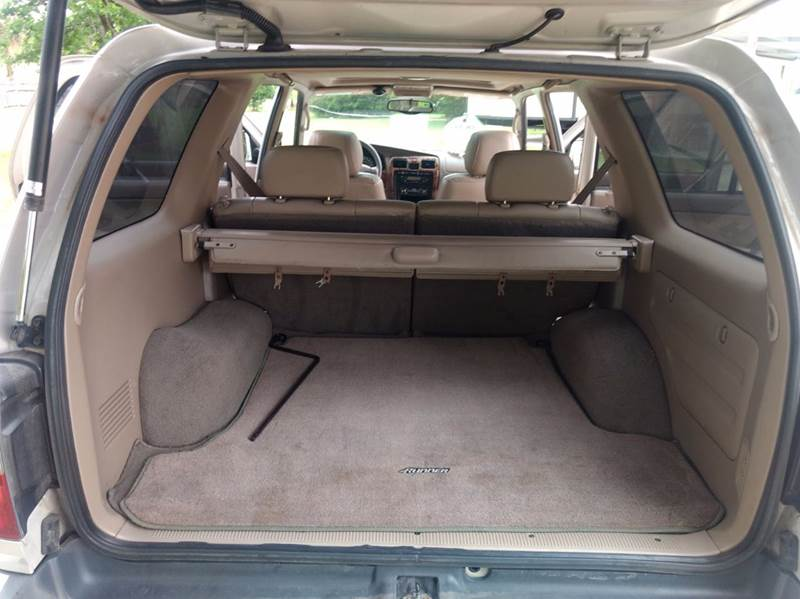 1999 Toyota 4Runner Limited 4dr SUV - Spring TX