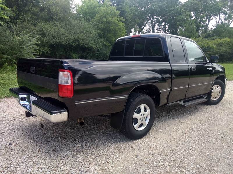 1996 Toyota T100 DX 2dr Extended Cab SB - Spring TX