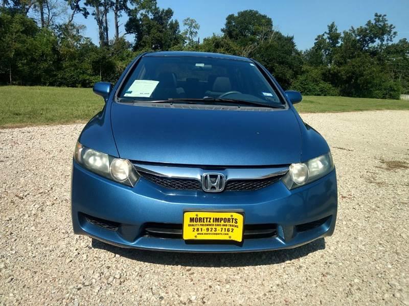 2010 Honda Civic EX 4dr Sedan 5A - Spring TX