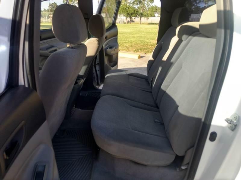 2005 Toyota Tacoma 4dr Double Cab PreRunner V6 Rwd LB - Spring TX