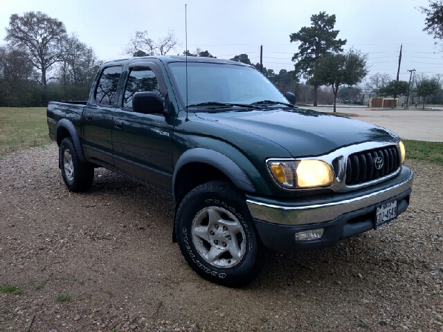 2001 Toyota Tacoma 4dr Double Cab PreRunner V6 2WD SB - Spring TX