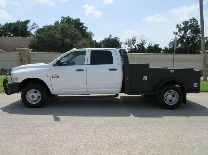 2012 Dodge Ram Pickup 3500