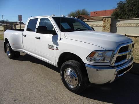 2014 Dodge Ram Pickup 3500