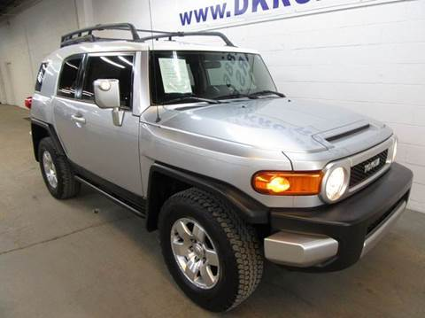 2007 Toyota FJ Cruiser for sale in Arlington, TX