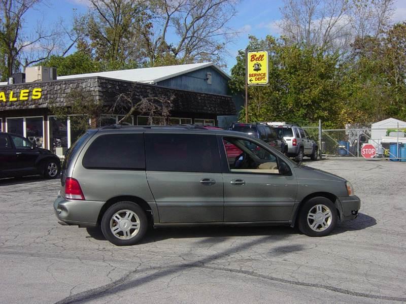 2005 Ford Freestar SEL 4dr Mini Van In Fort Wayne IN