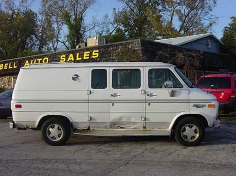 1995 Chevrolet Chevy Van for sale in Fort Wayne, IN