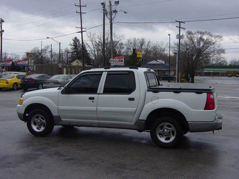 2003 Ford Explorer Sport Trac for sale in Fort Wayne, IN