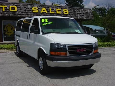 2008 GMC Savana Passenger for sale in Fort Wayne, IN