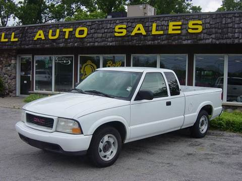 Gmc Sonoma For Sale In Indiana