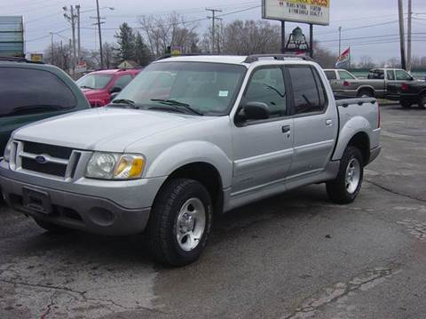 2001 ford explorer sport trac for sale west hartford ct. Black Bedroom Furniture Sets. Home Design Ideas