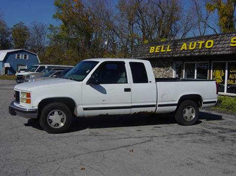 BELL AUTO & TRUCK SALES - Used Cars - Fort Wayne IN Dealer