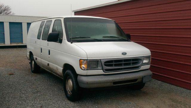 1998 Ford E-150
