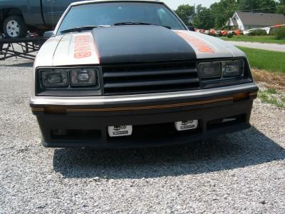 1979 Ford Mustang Indy Pace Car - Fairbury NE